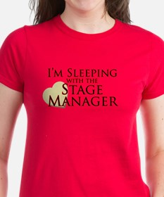 Sleeping with the Stage Manager Tee