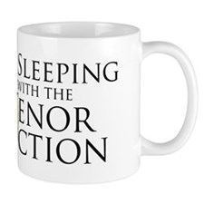 Sleeping with the Tenor Section Mug