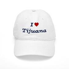 I HEART TIJUANA Baseball Cap