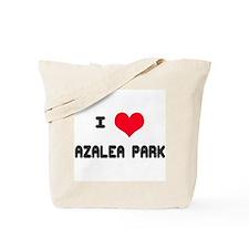 Azalea Park Love Tote Bag