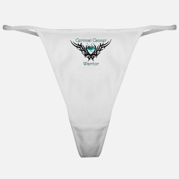 Cervical Warrior Classic Thong