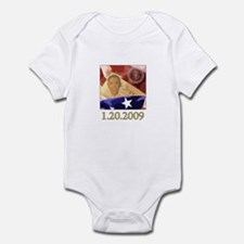 President Obama Inauguration Infant Bodysuit