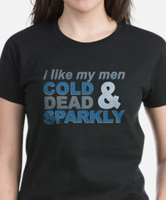 Cold, Dead and Sparkly... Tee