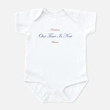 Funny Obama inaguration Infant Bodysuit
