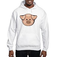 Pig Face Hoodie