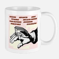 superhero gear Mug