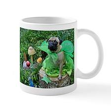 Lady Bug Pug Mug