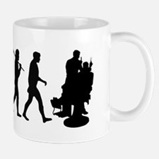 Barber Mens Hairdresser Mug