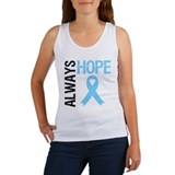 Prostate cancer Women's Tank Tops