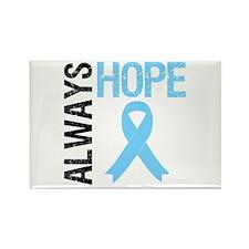Prostate Cancer Hope Rectangle Magnet