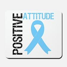Prostate Cancer Attitude Mousepad