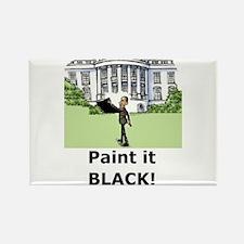 Paint it Black Magnet