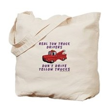 Red Tow Truck Gifts Tote Bag