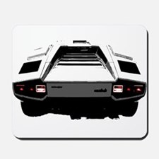 Countach Rear Mousepad