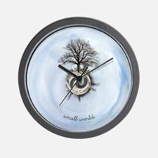 Small World Wall Clock