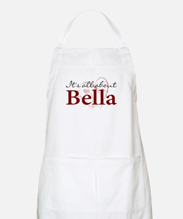 It's All About Bella BBQ Apron