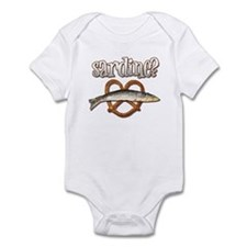 The Burbs - Sardine Infant Bodysuit