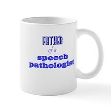 FATHER OF SLP Small Mug