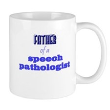 FATHER OF SLP Small Small Mug