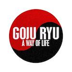 GOJU RYU A Way Of Life Yin Yang 3.5