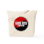 GOJU RYU A Way Of Life Yin Yang Tote Bag