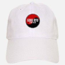 GOJU RYU A Way Of Life Yin Yang Baseball Baseball Cap