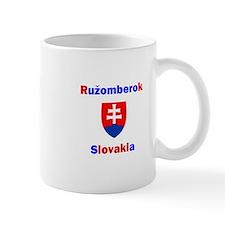 Cute Bratislava Mug