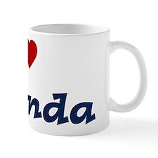 I HEART RWANDA Mug