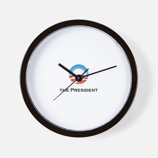 Unique Obama victory Wall Clock