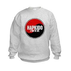 HAPKIDO A Way Of Life Yin Yang Sweatshirt