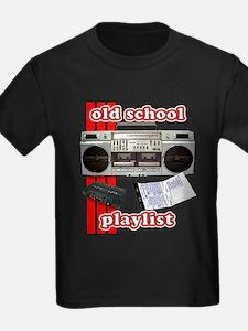 Old School Playlist T