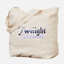 Obsessed by Twilight Tote Bag