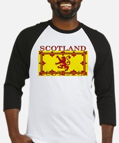 Scotland Scottish Flag Baseball Jersey