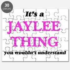It's a Jaylee thing, you wouldn't u Puzzle
