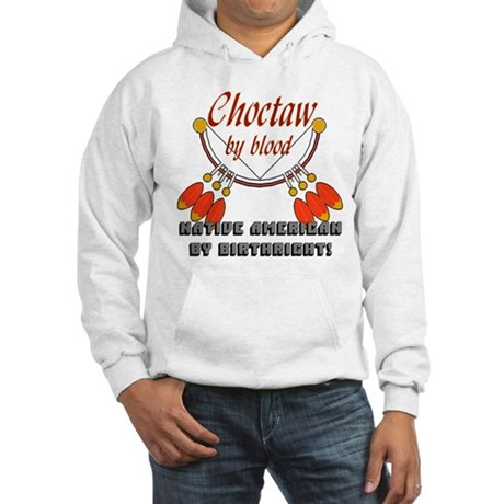 """Choctaw"" Hooded Sweatshirt"