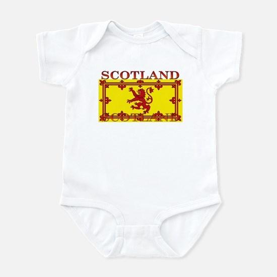 Scotland Scottish Flag Infant Creeper