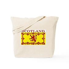 Scotland Scottish Flag Tote Bag