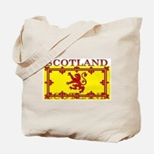Scotland Scottish Flag Tote Bag
