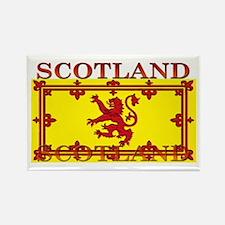 Scotland Scottish Flag Rectangle Magnet