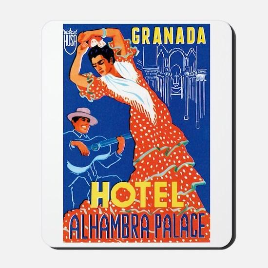 Granada Spain Mousepad
