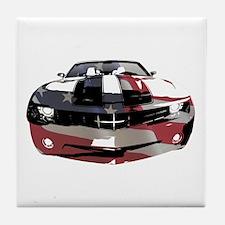 Camaro Tile Coaster