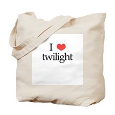I Heart Twilight Tote Bag