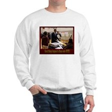 Funny 2008 michelle and obama Sweatshirt