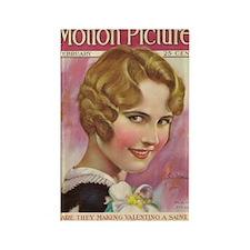 Lois Moran 1928 Rectangle Magnet