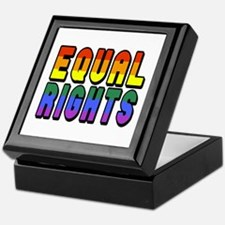 Equal Rights Keepsake Box