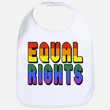 Equal Rights Bib