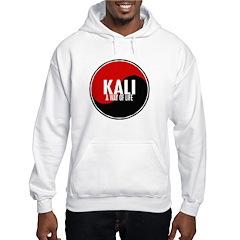 KALI A Way Of Life Yin Yang Hoodie