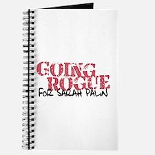 Going Rogue for Sarah Palin Journal