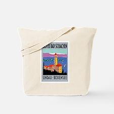 Lindau Germany Tote Bag