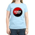 KENDO A Way Of Life Yin Yang Women's Light T-Shirt